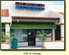 The Muffin Tin Restaurant